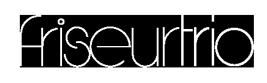 Friseur Trio Logo